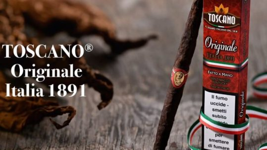 Toscano Originale Itaia 1891